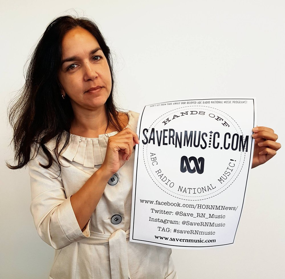 Save our music campaign